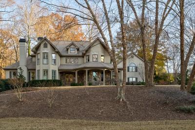 Milton Single Family Home For Sale: 2420 Saddlesprings Drive