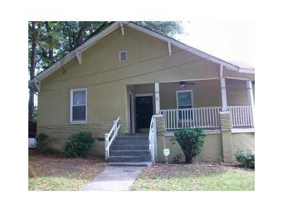 Atlanta Single Family Home For Sale: 5 Lamar Avenue