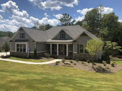 Hall County Single Family Home For Sale: 5515 Dockside Overlook