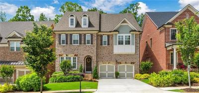 Alpharetta Single Family Home For Sale: 3566 Strath Drive