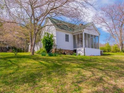 Milton Single Family Home For Sale: 16530 Hopewell Road