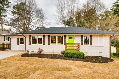 Decatur GA Single Family Home For Sale: $289,900