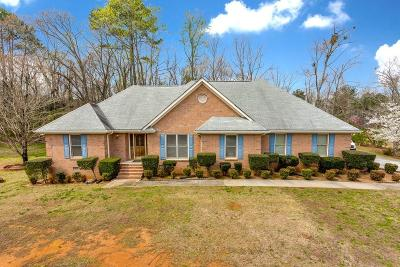 Rockdale County Single Family Home For Sale: 3609 SW Sierra Drive
