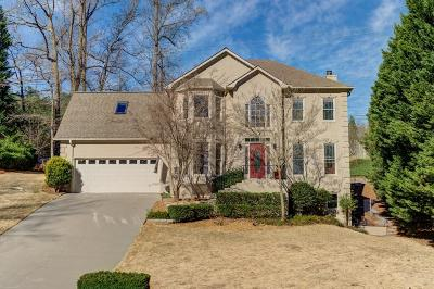 Marietta Single Family Home For Sale: 1913 Bonaventure Way