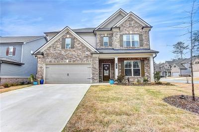 Snellville Single Family Home For Sale: 3105 Cherrychest Way