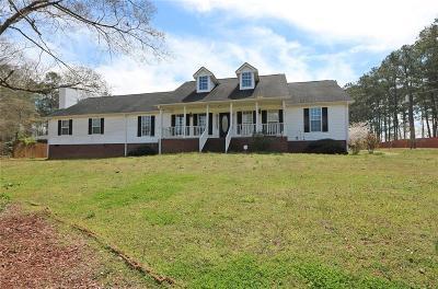 Powder Springs Single Family Home For Sale: 4087 Glenn Road