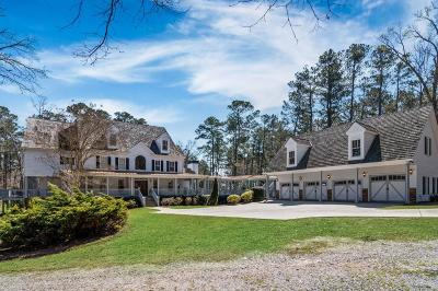 Milton Single Family Home For Sale: 15965 Freemanville Road