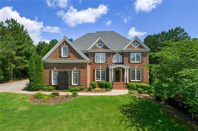 Milton Single Family Home For Sale: 15920 Milton Point