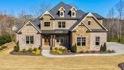 Alpharetta Single Family Home For Sale: 717 Creekside Bend
