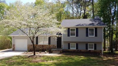 Single Family Home For Sale: 1829 Suwanee Valley Road