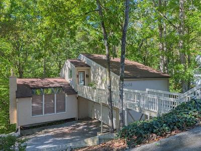 Marietta Single Family Home For Sale: 4688 Cherry Way SE