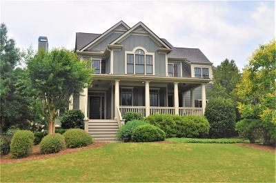 Cobb County Single Family Home For Sale: 5520 Lavender Farms Road