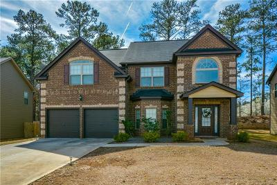 Jonesboro Single Family Home For Sale: 9941 Musket Ridge Circle