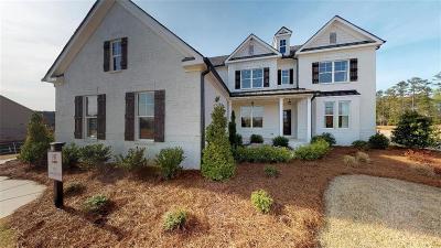 Marietta Single Family Home For Sale: 1356 Dogleg Road