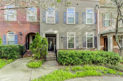 Dunwoody Condo/Townhouse For Sale: 331 Perimeter Walk