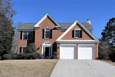 Forsyth County Single Family Home For Sale: 7635 Harrogate Place