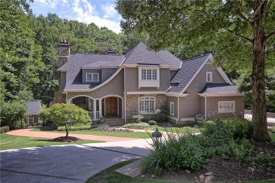 Lumpkin County Single Family Home For Sale: 1276 Birch River Drive