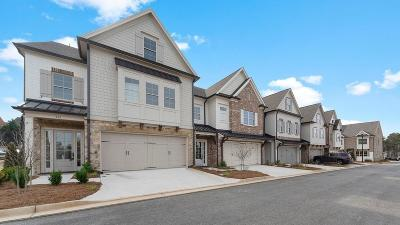 Cobb County Condo/Townhouse For Sale: 1240 Hightower Crossing