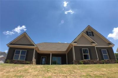 Hall County Single Family Home For Sale: 4446 Highland Gate Parkway