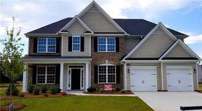 Holly Springs Single Family Home For Sale: 128 Crest Brook Drive
