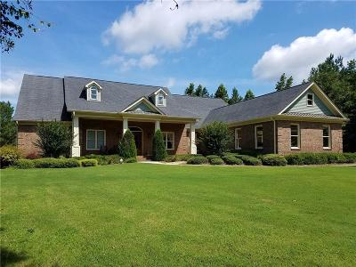 Banks County Single Family Home For Sale: 2202 Georgia Highway 98