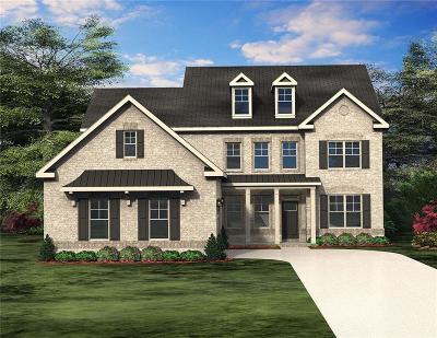Marietta Single Family Home For Sale: 1355 Dogleg Road NE