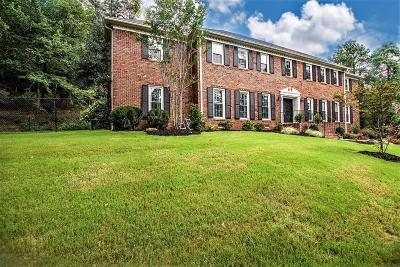 Rome Single Family Home For Sale: 20 Pine Valley Road SW
