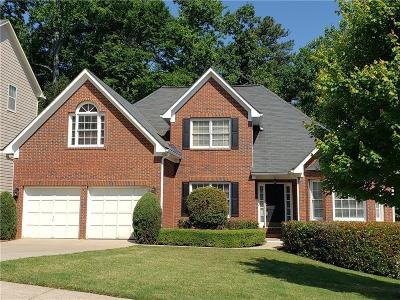 Alpharetta Single Family Home For Sale: 545 Creek Landing Lane