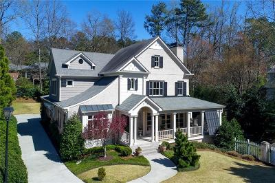 Atlanta Single Family Home For Sale: 1605 Powers Ridge Place