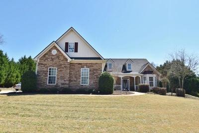 Braselton Single Family Home For Sale: 25 Thornhill Drive