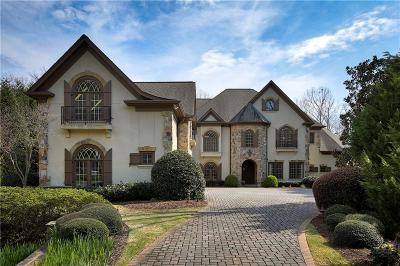 Johns Creek Single Family Home For Sale: 500 Covington Cove