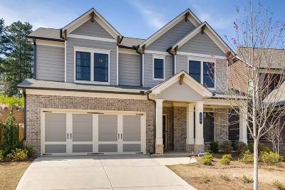 Smyrna Single Family Home For Sale: 299 Still Pine Bend