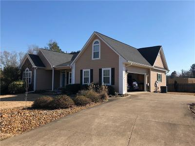Rome Single Family Home For Sale: 1 Quarter Horse Drive NW