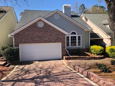 Smyrna Single Family Home For Sale: 2332 Oakwood Way SE