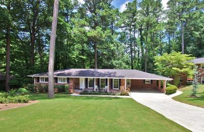 Atlanta GA Single Family Home For Sale: $460,000