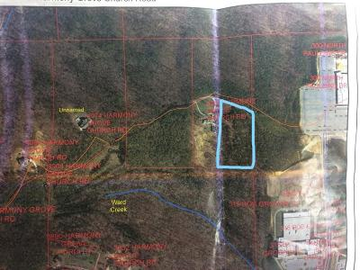 Acworth Residential Lots & Land For Sale: Lot1 Harmony Grove Church Road