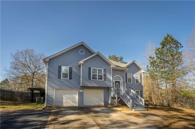 Monroe Single Family Home For Sale: 1571 Roscoe Davis Road SW