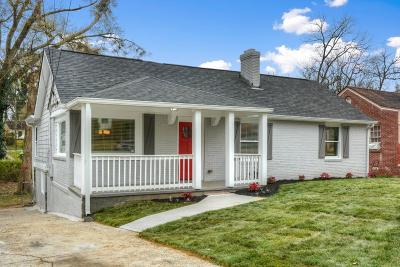 Atlanta Single Family Home For Sale: 1674 Browning Street SW