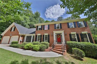 Peachtree Corners, Norcross Single Family Home For Sale: 5642 Bloomingdale Court