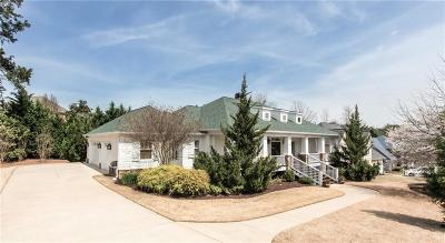 Marietta Single Family Home For Sale: 2163 Groover Road