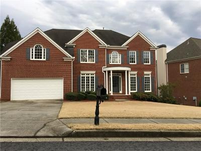 Johns Creek Single Family Home For Sale: 420 Oglethorpe Lane
