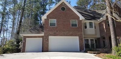 Tucker Single Family Home For Sale: 3521 Hershey Lane
