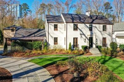 Atlanta Single Family Home For Sale: 3748 Vermont Road NE