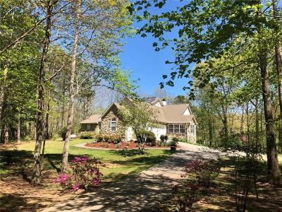 Rockmart Single Family Home For Sale: 7840 Highway 101 N