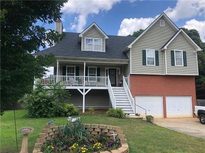 Paulding County Single Family Home For Sale: 406 Pine Valley Drive
