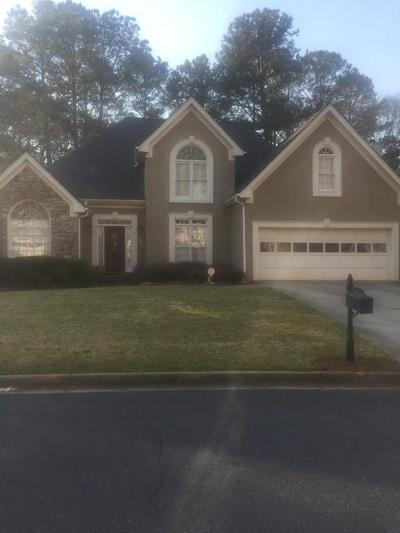 Alpharetta GA Single Family Home For Sale: $430,000
