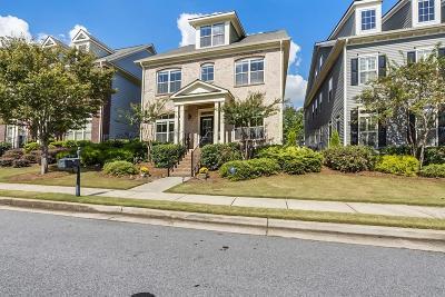 Alpharetta GA Single Family Home For Sale: $469,900