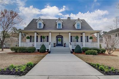 Grayson Single Family Home For Sale: 626 Pine Grove Avenue