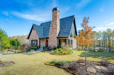 Cumming Single Family Home For Sale: 6570 Indian Knoll Rd