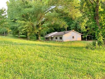 Dawsonville Single Family Home For Sale: 7375 Bear Mountain Road